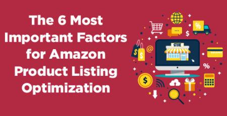 Optimize your amazon product Data